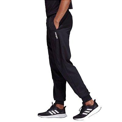 Calça Masculina Essentials Plain Stanford Preto - Adidas