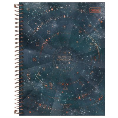 Agenda Planner Magic 2021 - Horoscope - Tilibra