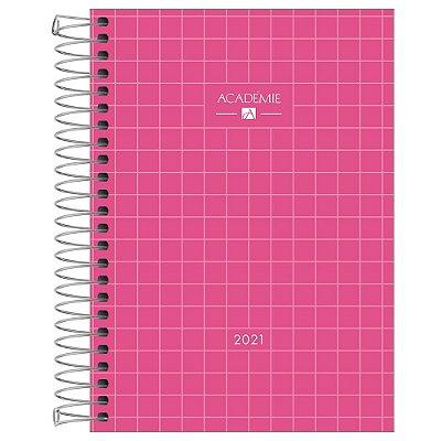 Agenda Académie 2021 - Rosa - Tilibra