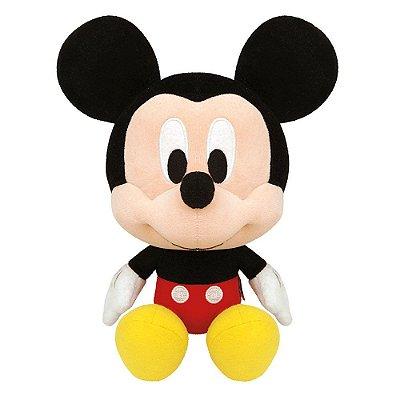 Pelúcia Mickey Big Head - Fun