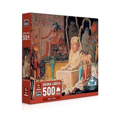 Quebra Cabeça Egito Antigo - 500 peças - Toyster