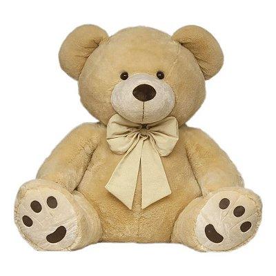 Pelúcia Urso Charles Grande - 67cm - Buba