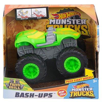 Hot Wheels Monster Trucks - Twin Mill - Mattel