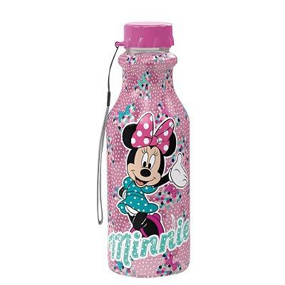 Garrafa Plástica Minnie - Plasútil