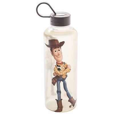 Garrafa Plástica Toy Story - Woody - Plasútil