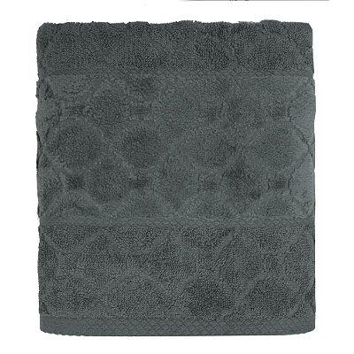 Toalha de Rosto Safira - Cinza 10730 - Döhler