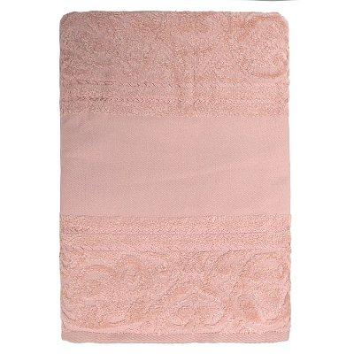 Toalha de Banho para Pintar Softart - Rosa 11033 - Döhler