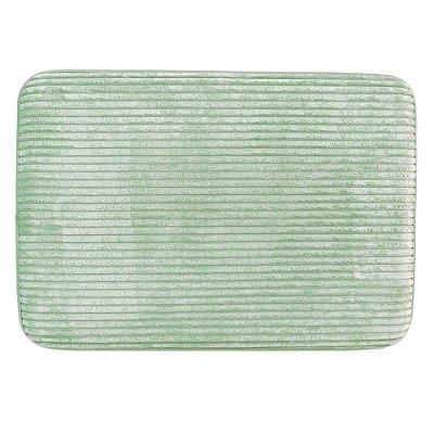 Tapete Confortex Para Banheiro 40cm x 60cm - Verde - Via Star