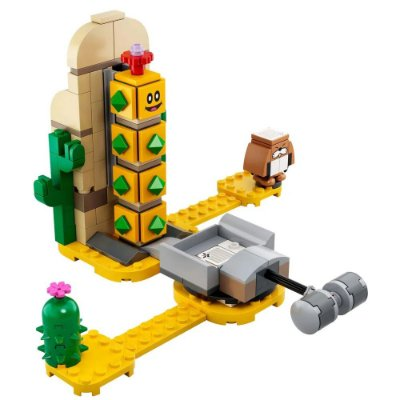 Lego Super Mario - Cactubola do Deserto - Pacote de Expansão - Lego