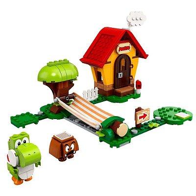 Lego Super Mario - Casa de Mario e Yosh - Pacote de Expansão - Lego
