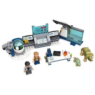 Lego Jurassic World - Laboratório do Dr. Wu: A Fuga dos Dinossauros Bebês - Lego