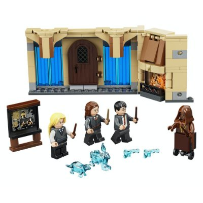 Lego Harry Potter - Sala Precisa de Hogwarts - Lego