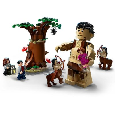 Lego Harry Potter - A Floresta Proibida: O Encontro de Grope e Umbridge - Lego