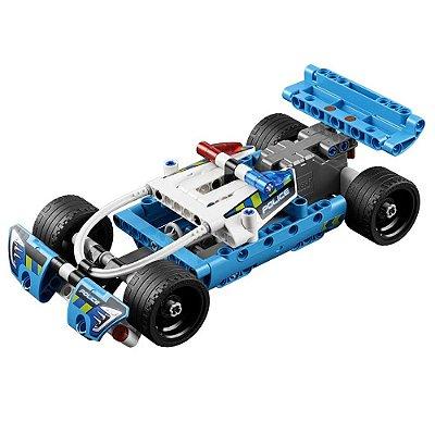 Lego Technic - Perseguição Policial - Lego