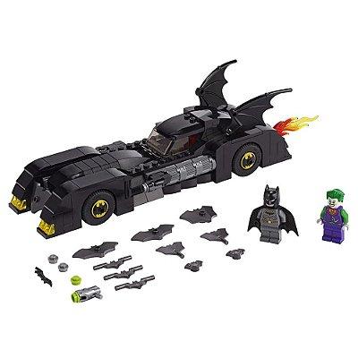 Lego Super Heroes DC Comics - Batmóvel: Perseguição ao Coringa - Lego
