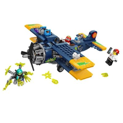 Lego Hidden Side - O Avião de Acrobacias de El Fuego - Lego