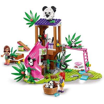 Lego Friends - Casa do Panda na Árvore da Selva - Lego