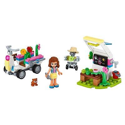 Lego Friends - O Jardim de Flores da Olivia - Lego