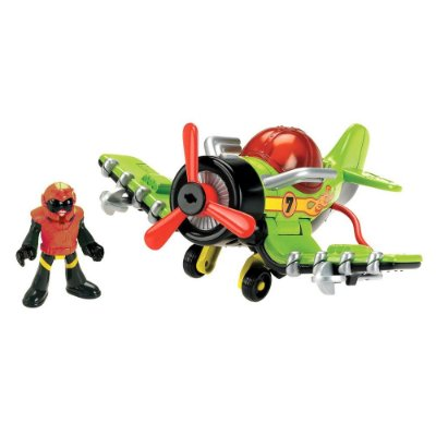 Imaginext Sky Racers - Sea Stinger - Fisher-price