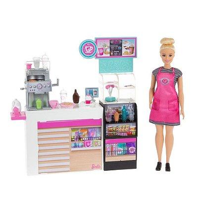 Barbie Cafeteria - Mattel