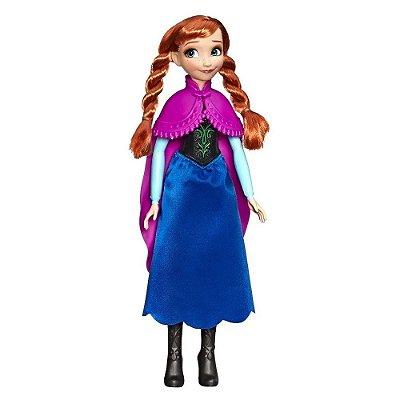 Boneca Frozen Anna - Hasbro