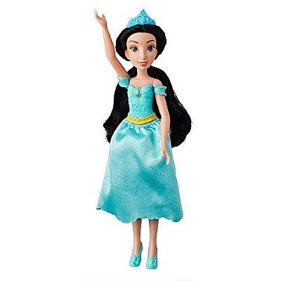 Boneca Princesas Disney - Jasmine - Hasbro