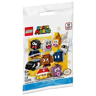 Lego Super Mario - Pacote de Personagem - Lego