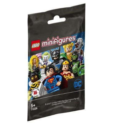 Lego Minifiguras - DC Super Heroes Series - Lego