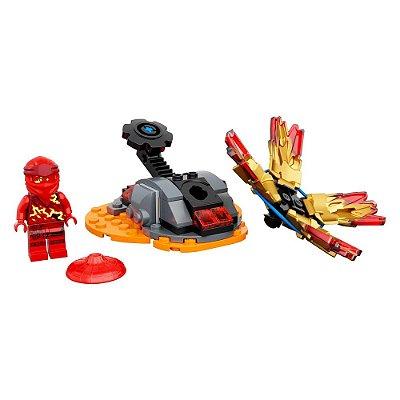 Lego Ninjago - Rajada de Spinjitzu Kai - Lego