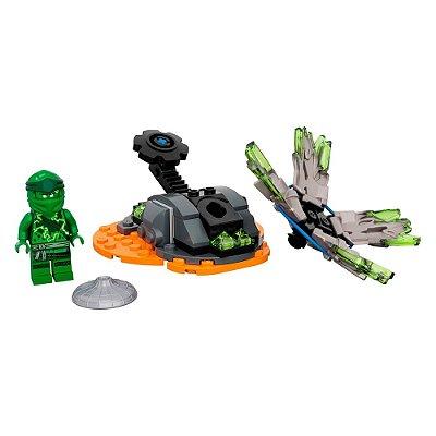 Lego Ninjago - Rajada de Spinjitzu Lloyd - Lego