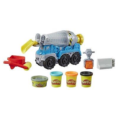 Play-Doh Wheels Caminhão de Cimento - Hasbro