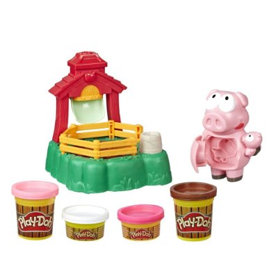 Play-Doh Animal Crew - Pigs - Hasbro