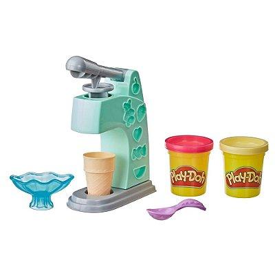Conjunto Play-Doh Mini Clássicos - Sorveteria Divertida - Hasbro