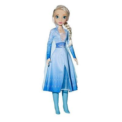Boneca Princesa Frozen 2 - Elsa - Baby Brink