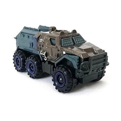 Carrinho Matchbox Jurassic World - Caminhão de Aço - Mattel