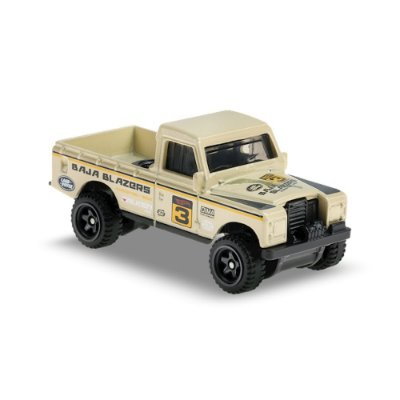Carrinho Hot Wheels - Land Rover Series III Pickup - Mattel