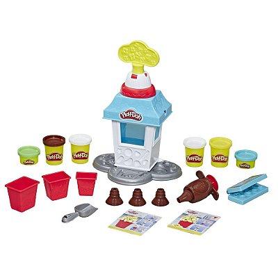 Massinha Play Doh Kitchen - Festa Da Pipoca - Hasbro