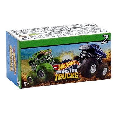 Hot Wheels Mini Monster Trucks Sortidos - Mattel