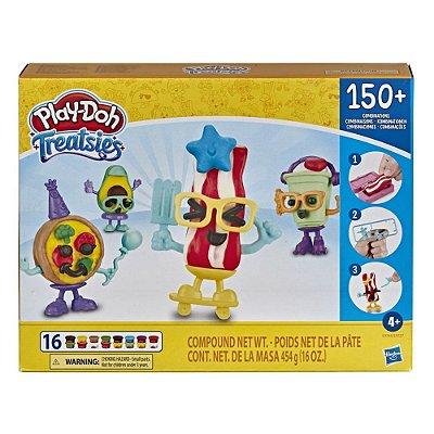 Massinha Play Doh Treatsies - 150 Combinações Lanchinhos - Hasbro