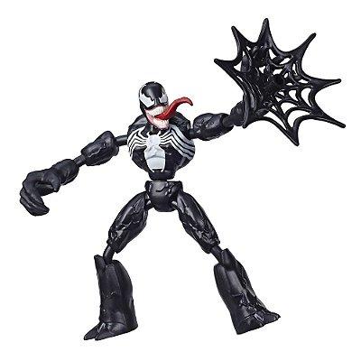 Boneco Bend And Flex - Venom - Hasbro