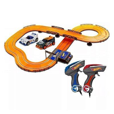 Pista Hot Wheels Slot Car Track Set - Multikids
