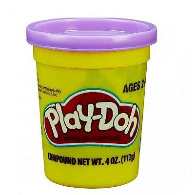 Massinha Play Doh Individual - Roxa - Hasbro
