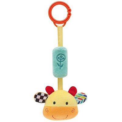 Sininho de Pelúcia Happy Zoo - Girafinha - Buba