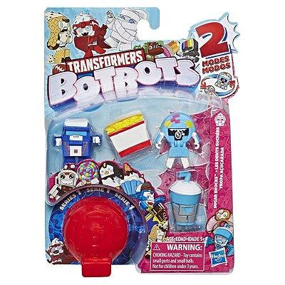 Transformers Botbots Fase 1 - Tropa Açucarada - Batata frita - Hasbro