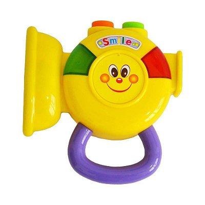 Meu Primeiro Brinquedo Musical - Trombeta - Multikids