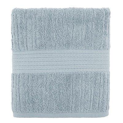 Toalha de Rosto Canelada Fio Penteado - Azul Claro 1212 - Buddemeyer