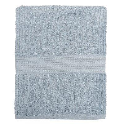 Toalha de Banho Canelada Fio Penteado - Azul Claro 1212 - Buddemeyer