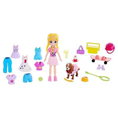 Polly Pocket - Kit Pacote Queridinho das Meninas - Mattel
