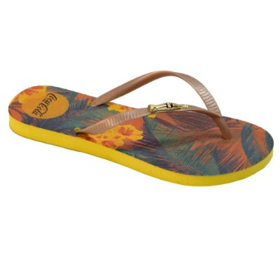 Chinelo Feminino Tropical Summer - Coca Cola Shoes
