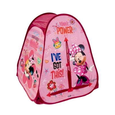 Barraca Portátil Infantil Minnie Power - Zippy Toys